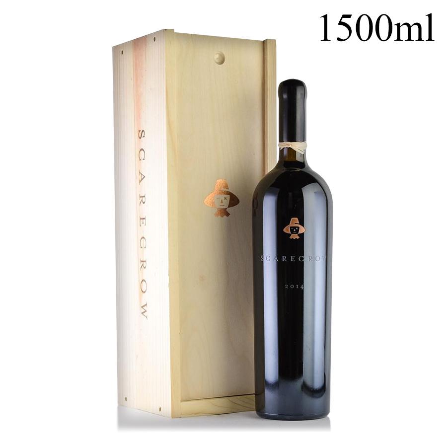 [2014] スケアクロウカベルネ・ソーヴィニヨン マグナム 1500mlアメリカ / カリフォルニア / 赤ワイン[のこり1本]