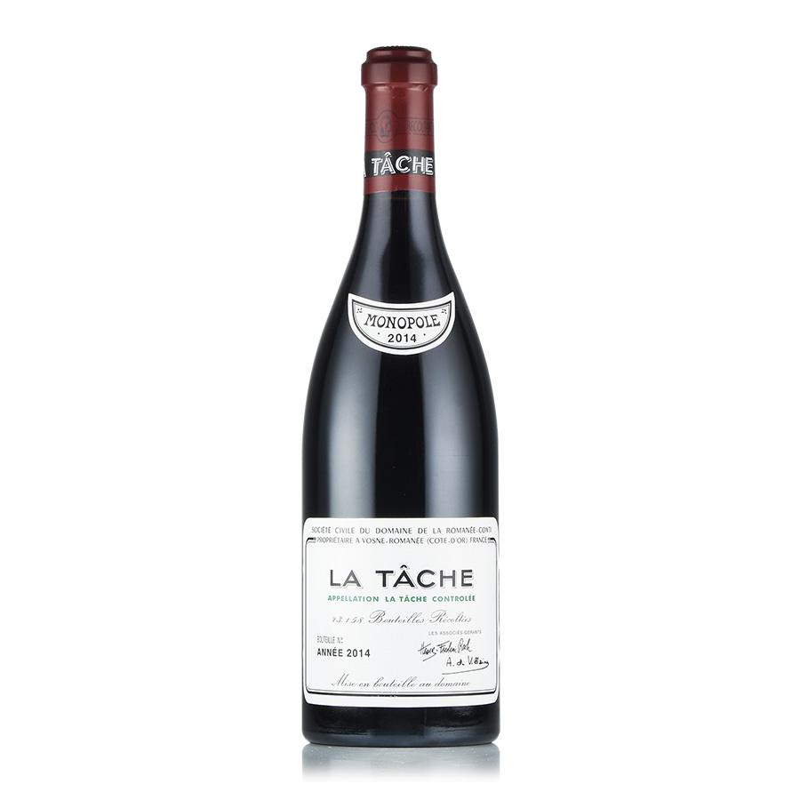 [2014] ドメーヌ・ド・ラ・ロマネ・コンティ DRCラ・ターシュフランス / ブルゴーニュ / 赤ワイン