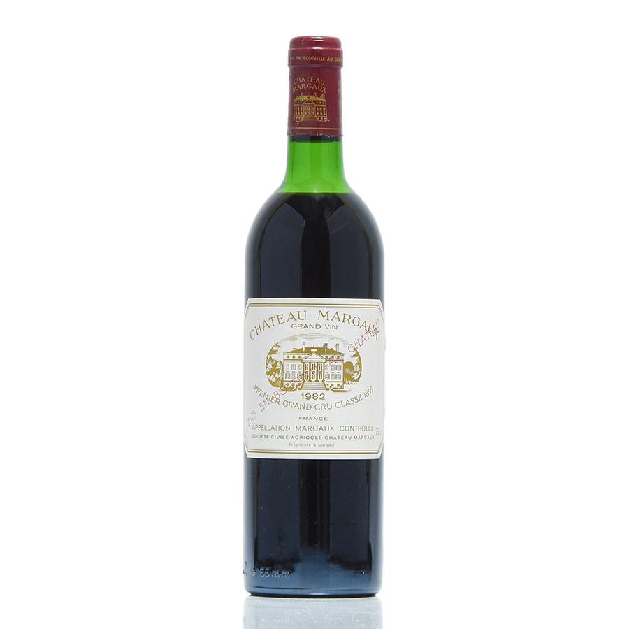 [1982] シャトー・マルゴーフランス / ボルドー / 赤ワイン