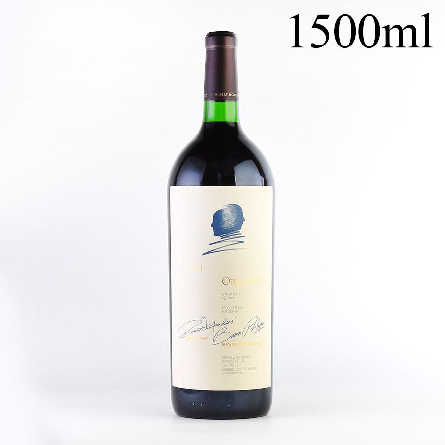 [1994] オーパス・ワン マグナム 1500mlアメリカ / カリフォルニア / 赤ワイン[のこり1本]