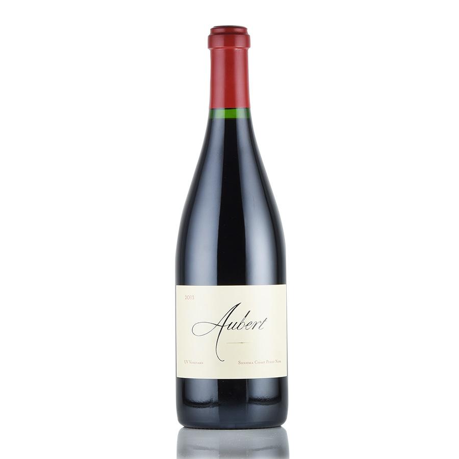 【新入荷★特別価格】[2013] オーベールピノ・ノワール UV ヴィンヤードアメリカ / カリフォルニア / 赤ワイン