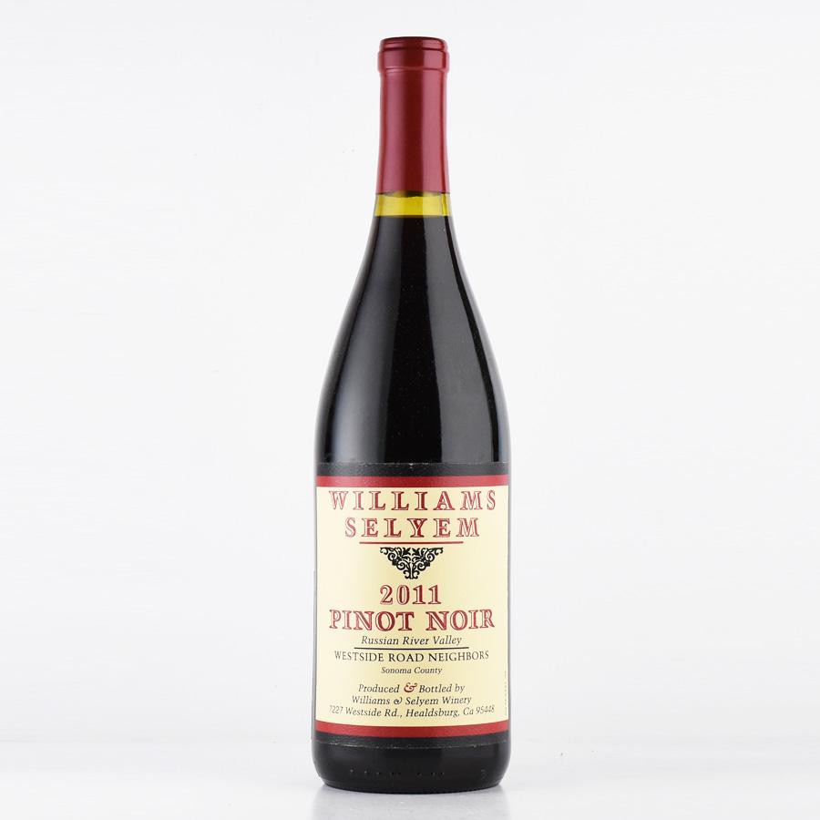 [2011] ウィリアムズ・セリエムピノ・ノワール ウェストサイド・ネイバーズアメリカ / カリフォルニア / 赤ワイン