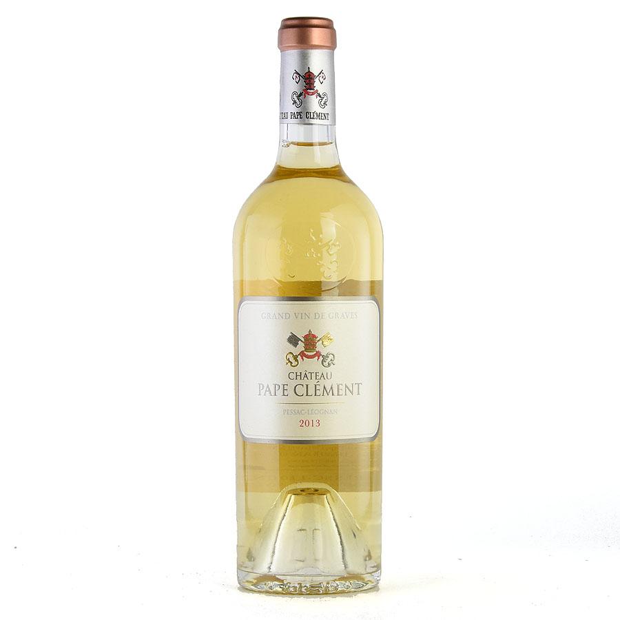 パーカーポイント90点 2013 シャトー 超目玉 パプ クレマン ボルドー ブランフランス 特価キャンペーン 白ワイン