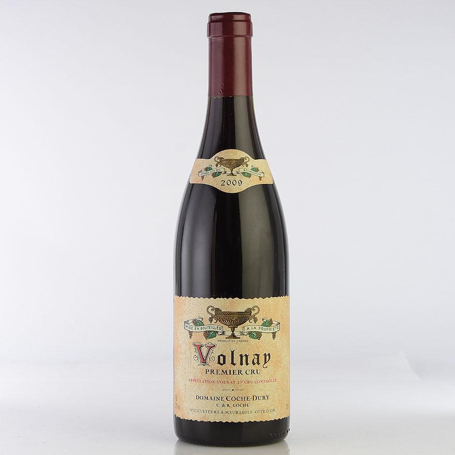 [2009] コシュ・デュリ ヴォルネイ プルミエ・クリュフランス / ブルゴーニュ / 赤ワイン