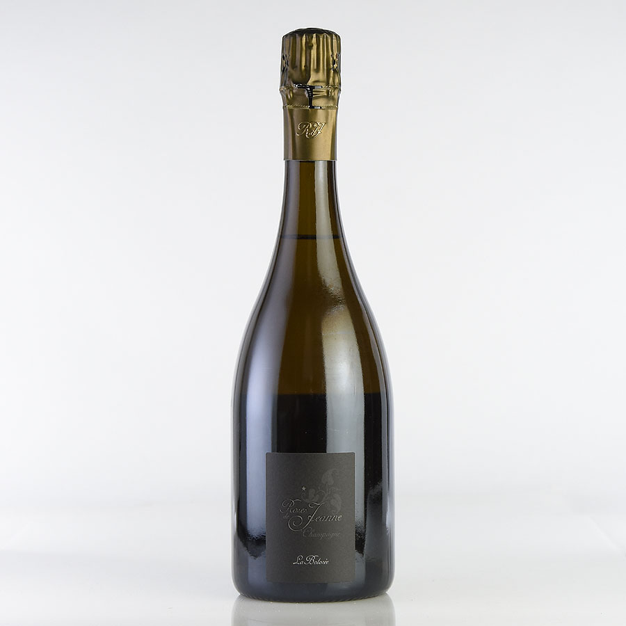 [2011] セドリック・ブシャール ローズ・ド・ジャンヌ ブラン・ド・ブラン ラ・ボロレフランス / シャンパーニュ / 発泡・シャンパン