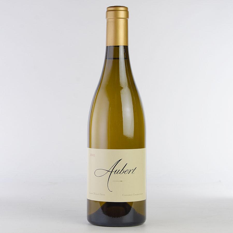 [2012] オーベール シャルドネ ラリー・ハイド&サンズ・ヴィンヤードアメリカ / カリフォルニア / 白ワイン