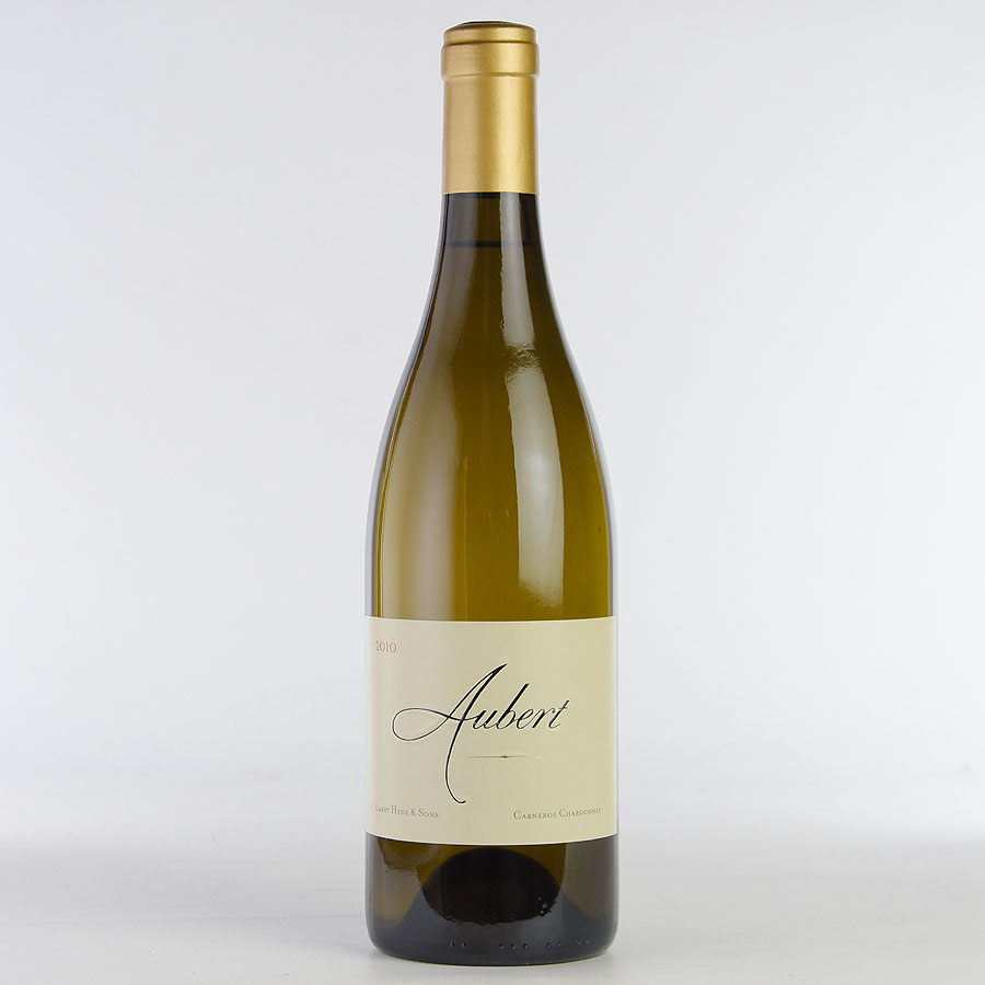 [2010] オーベール シャルドネ ラリー・ハイド&サンズ・ヴィンヤードアメリカ / カリフォルニア / 白ワイン