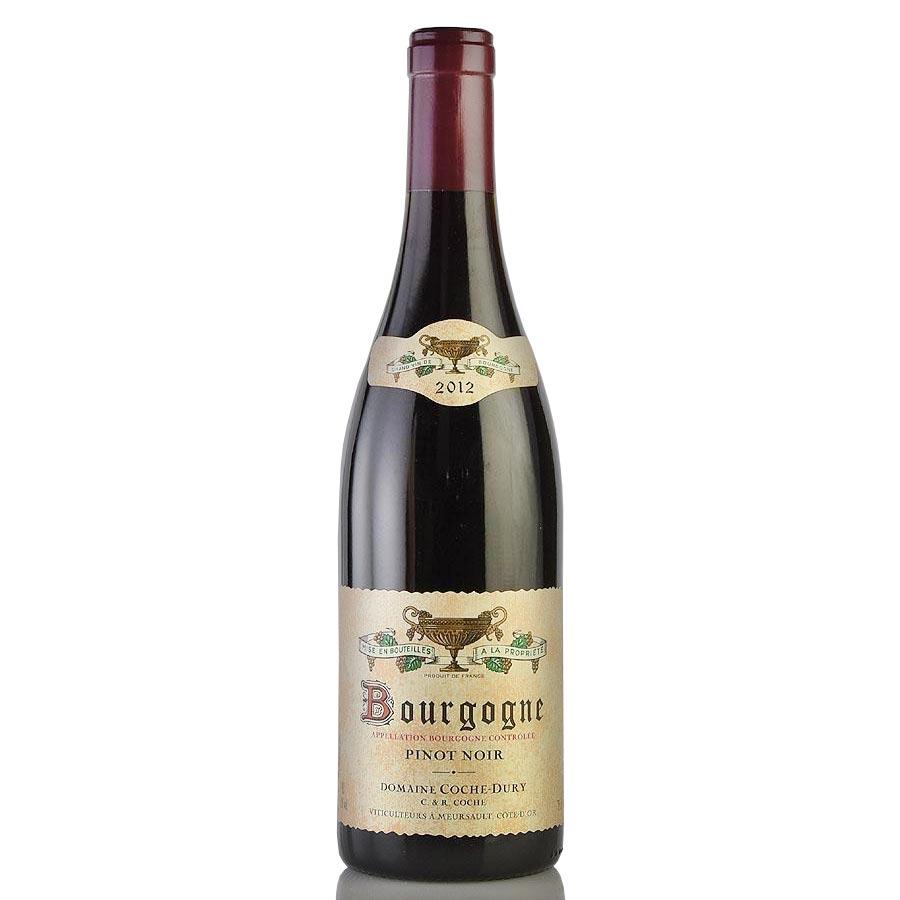 [2012] コシュ・デュリ ブルゴーニュ・ルージュフランス / ブルゴーニュ / 赤ワイン