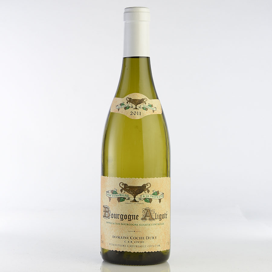 [2011] コシュ・デュリ ブルゴーニュ・アリゴテフランス / ブルゴーニュ / 白ワイン