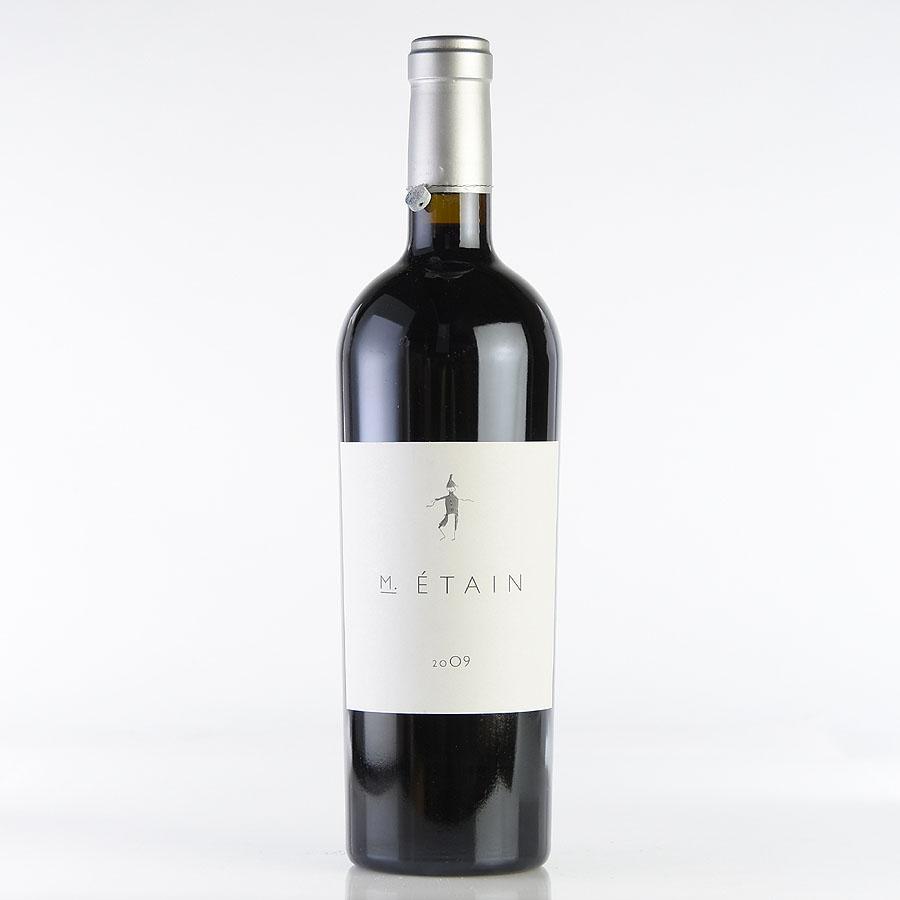 [2009] スケアクロウ ムッシュ・エタンアメリカ / カリフォルニア / 赤ワイン