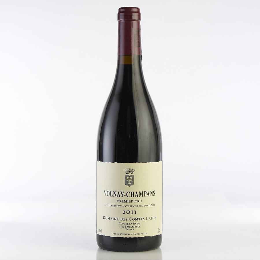 [2011] コント・ラフォン ヴォルネイ・シャンパンフランス / ブルゴーニュ / 赤ワイン