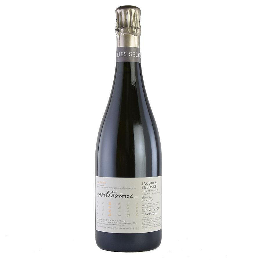 ジャックセロス ミレジム 2003 ジャック・セロス シャンパン シャンパーニュ