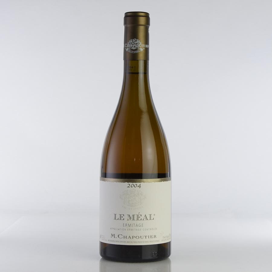 [2004] シャプティエ エルミタージュ・ブラン ル・メアルフランス / ローヌ / 白ワイン
