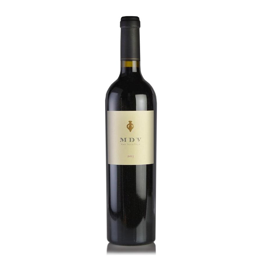 [2013] ダラ・ヴァレ MDV ※キャップシール傷ありアメリカ / カリフォルニア / 赤ワイン[outlet][のこり1本]
