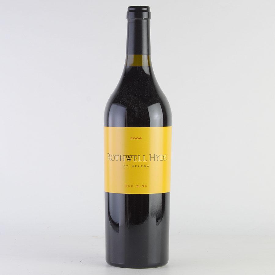 [2004] エイブリュー カベルネ・ソーヴィニヨン ロズウェル・ハイドアメリカ / カリフォルニア / 赤ワイン[のこり1本]