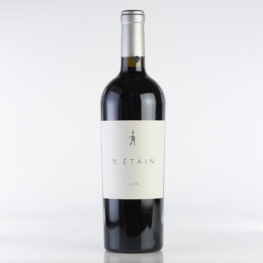 [2014] スケアクロウ ムッシュ・エタンアメリカ / カリフォルニア / 赤ワイン