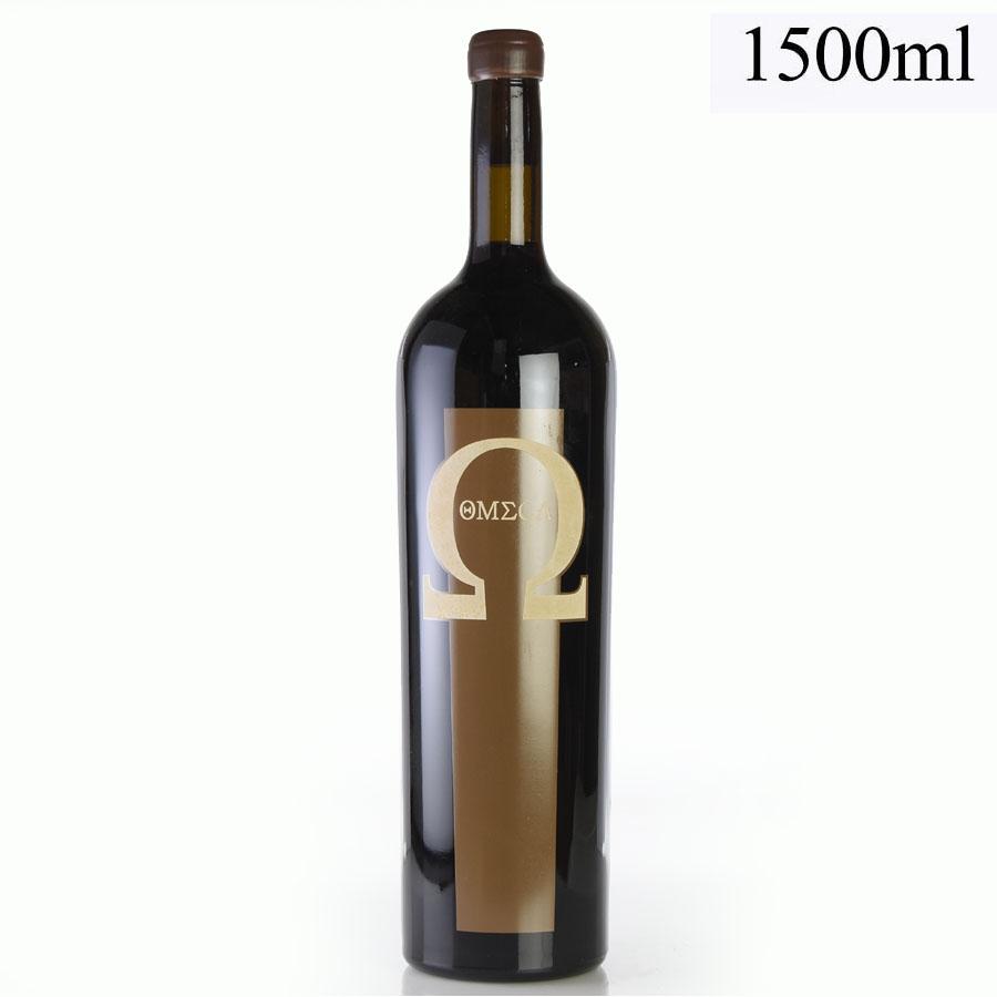 [2003] シン・クア・ノン オメガ マグナム 1500mlアメリカ / カリフォルニア / 赤ワイン[のこり1本]