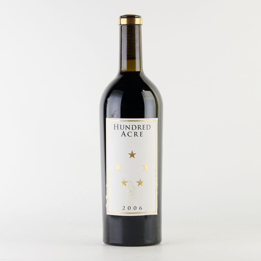 [2006] ハンドレッド・エーカー カイリー・モーガン・ヴィンヤード カベルネ・ソーヴィニヨン ※ラベル不良アメリカ / カリフォルニア / 赤ワイン