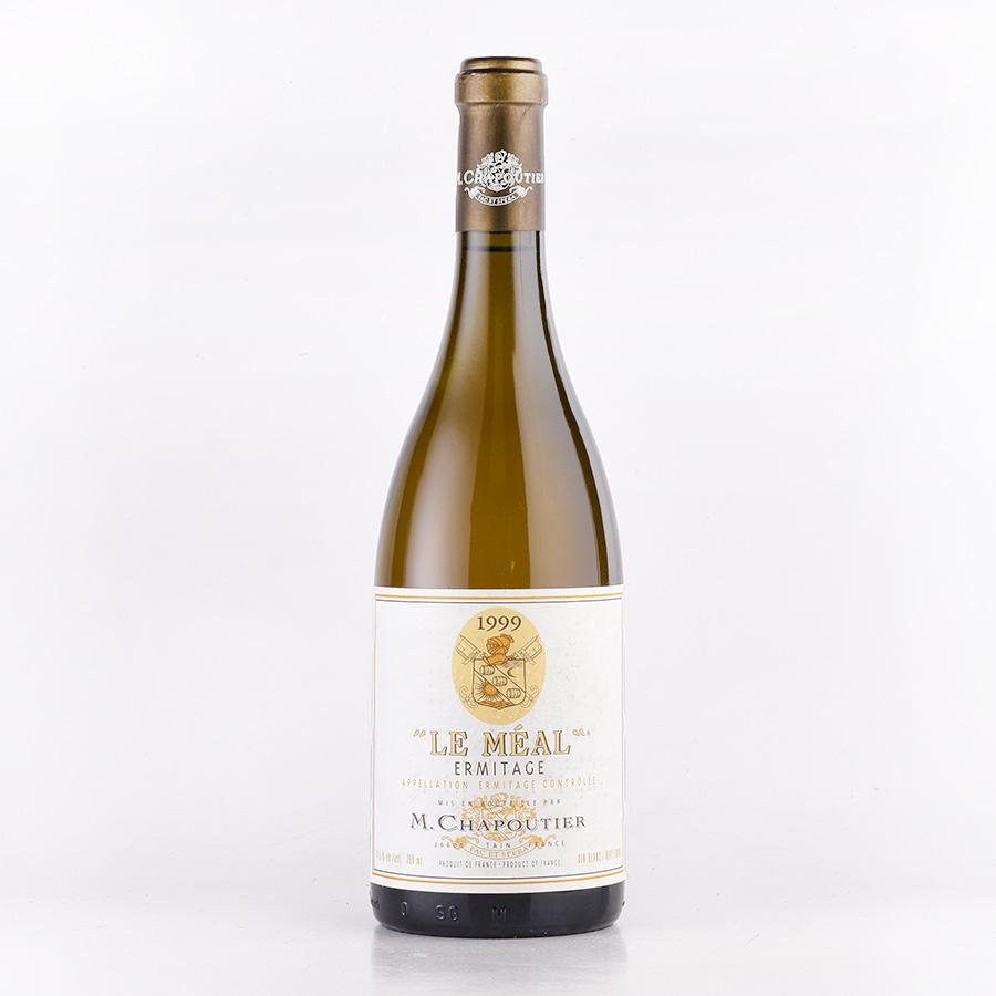 [1999] シャプティエ エルミタージュ ブラン ル・メアルフランス / ローヌ / 白ワイン