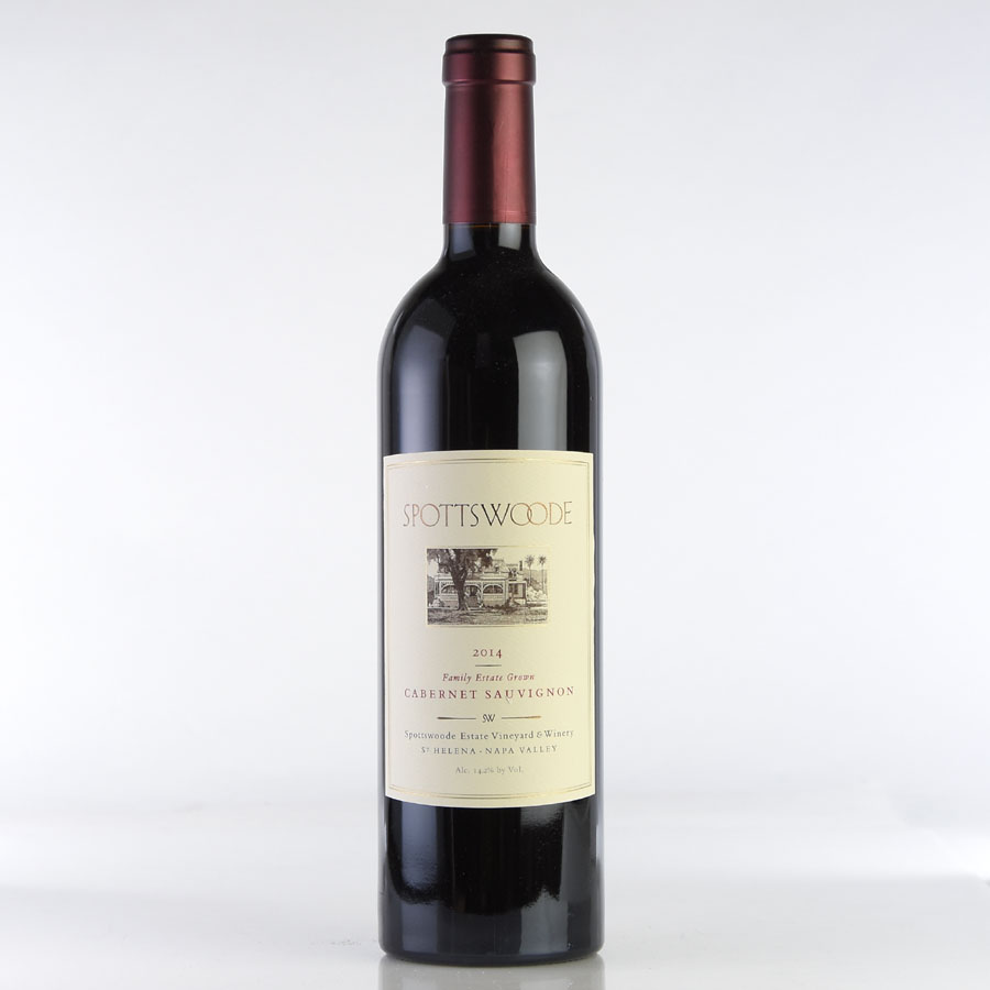[2014] スポッツウッド カベルネ・ソーヴィニヨンアメリカ / カリフォルニア / 赤ワイン