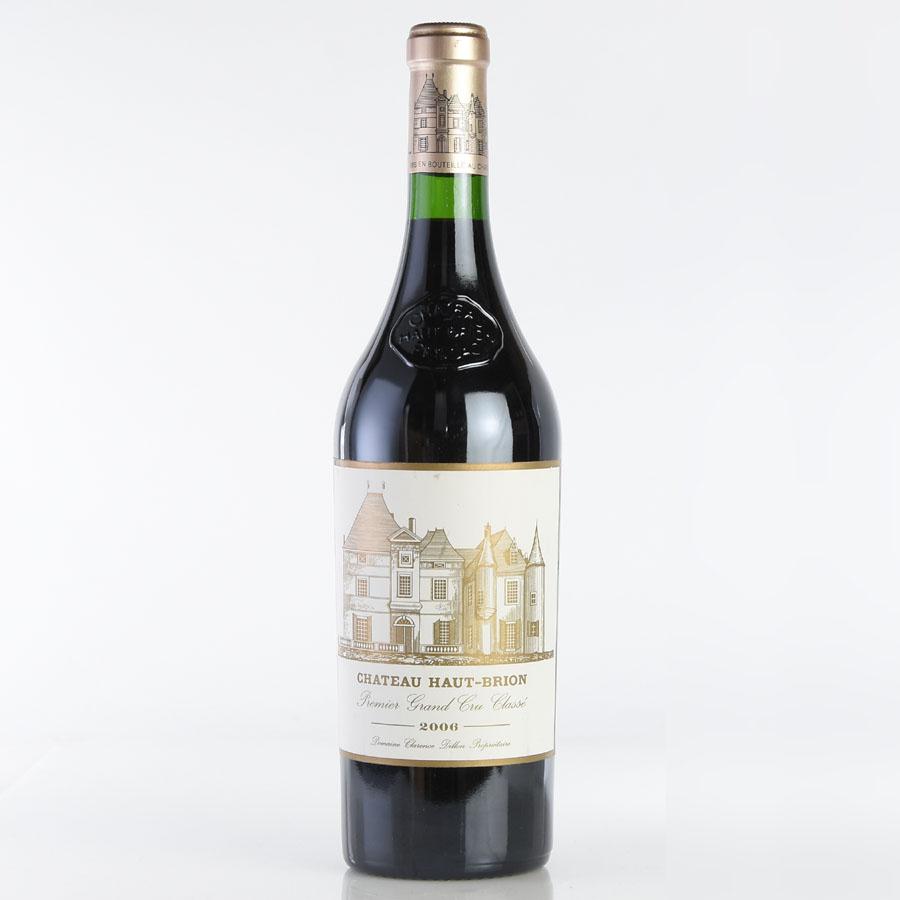 [2006] シャトー・オー・ブリオン ※ラベル擦れありフランス / ボルドー / 赤ワイン[outlet]