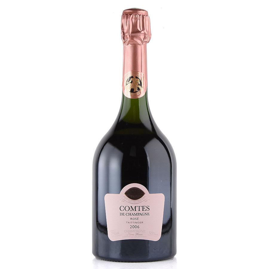 [2006] テタンジェ コント・ド・シャンパーニュ ロゼフランス / シャンパーニュ / 発泡系・シャンパン
