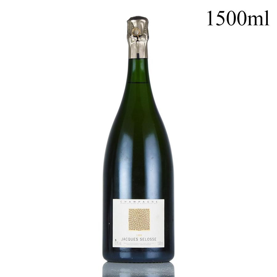 [1999] ジャック・セロス ミレジム 1500mlフランス / シャンパーニュ / 発泡系・シャンパン[のこり1本]