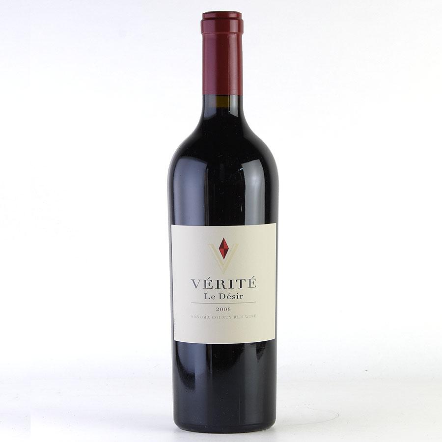 [2008] ヴェリテ ル・デジールアメリカ / カリフォルニア / 赤ワイン