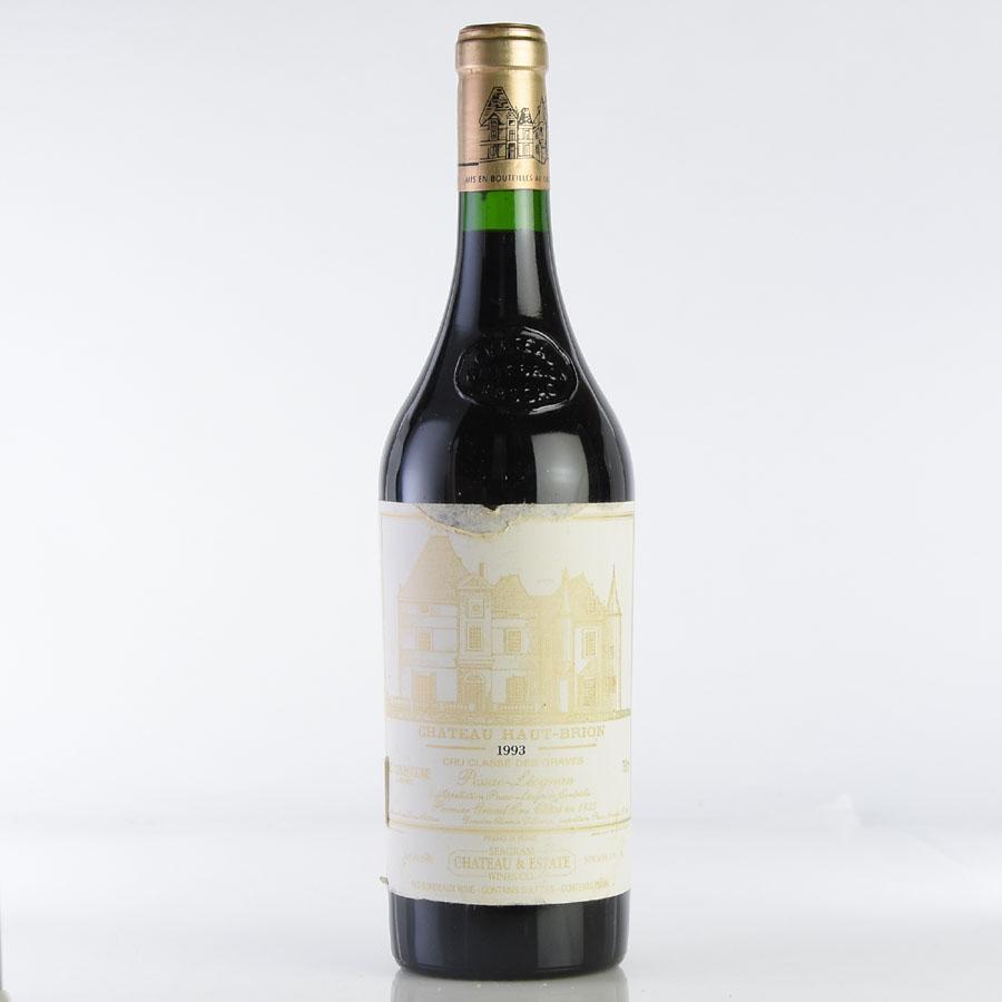 [1993] シャトー・オー・ブリオン ※ラベル破れフランス / ボルドー / 赤ワイン[outlet]
