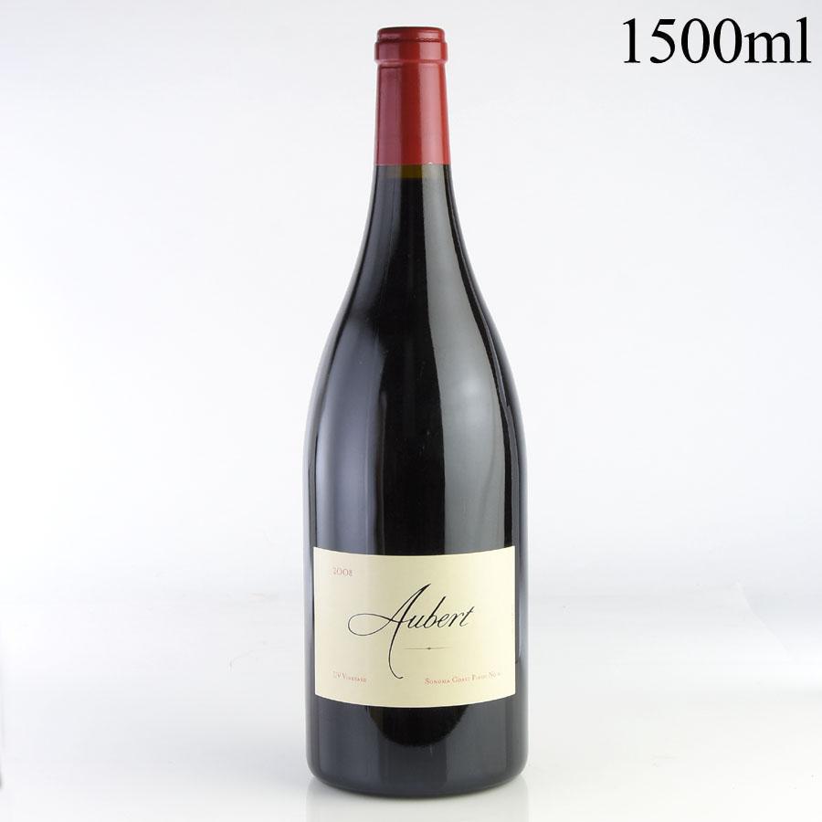 [2008] オーベール ピノ・ノワール UV ヴィンヤード マグナム 1500mlアメリカ / カリフォルニア / 赤ワイン