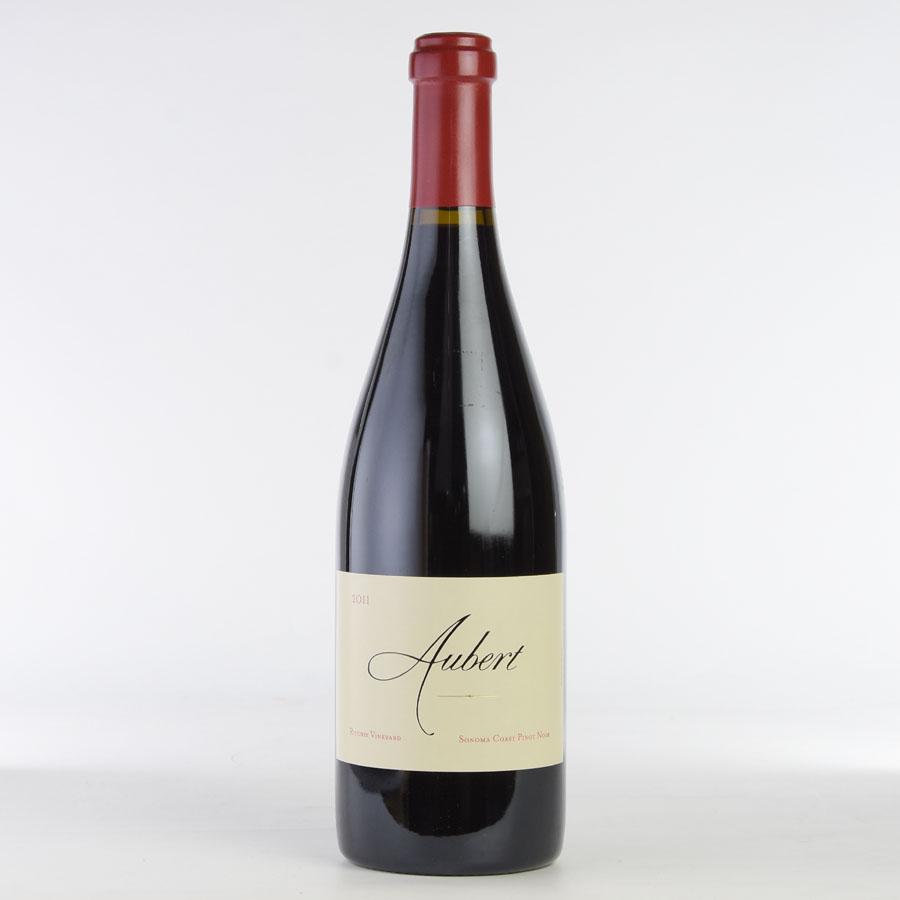 [2011] オーベール ピノ・ノワール リッチー・ヴィンヤードアメリカ / カリフォルニア / 赤ワイン