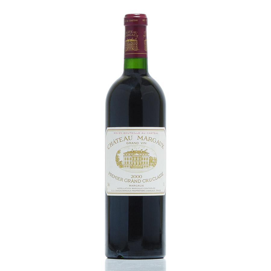 [2000] シャトー・マルゴーフランス / ボルドー / 赤ワイン[のこり1本]