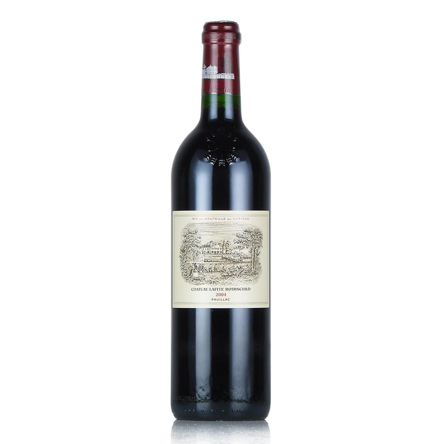 [2004] シャトー・ラフィット・ロートシルトフランス / ボルドー / 赤ワイン[のこり1本]