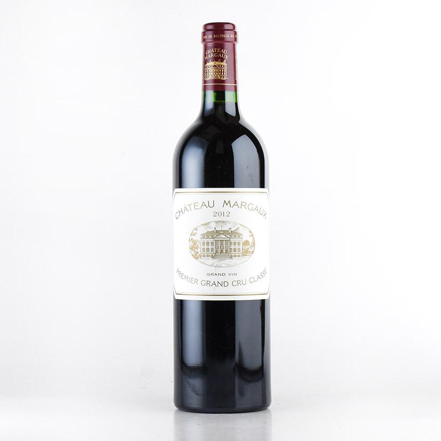 [2012] シャトー・マルゴーフランス / ボルドー / 赤ワイン