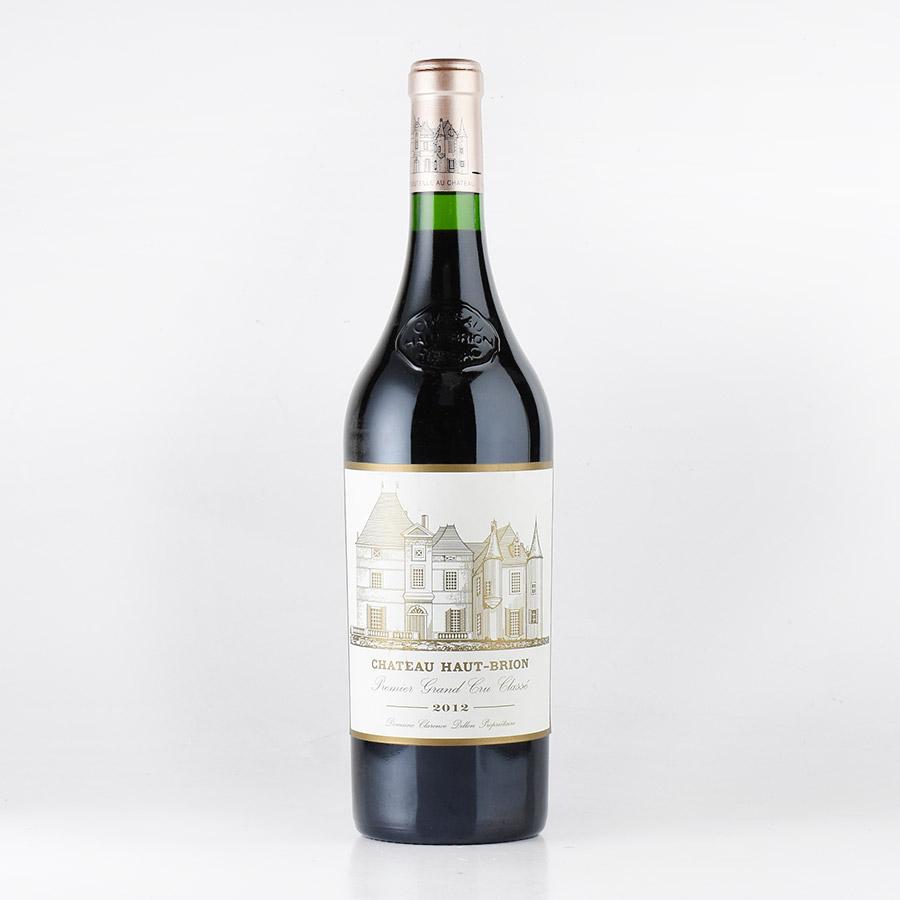 [2012] シャトー・オー・ブリオンフランス / ボルドー / 赤ワイン