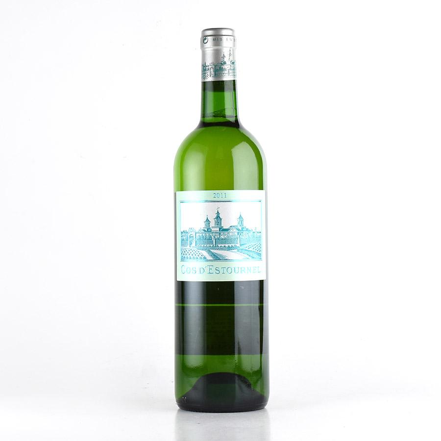 [2011] シャトー・コス・デストゥルネル・ブランフランス / ボルドー / 赤ワイン