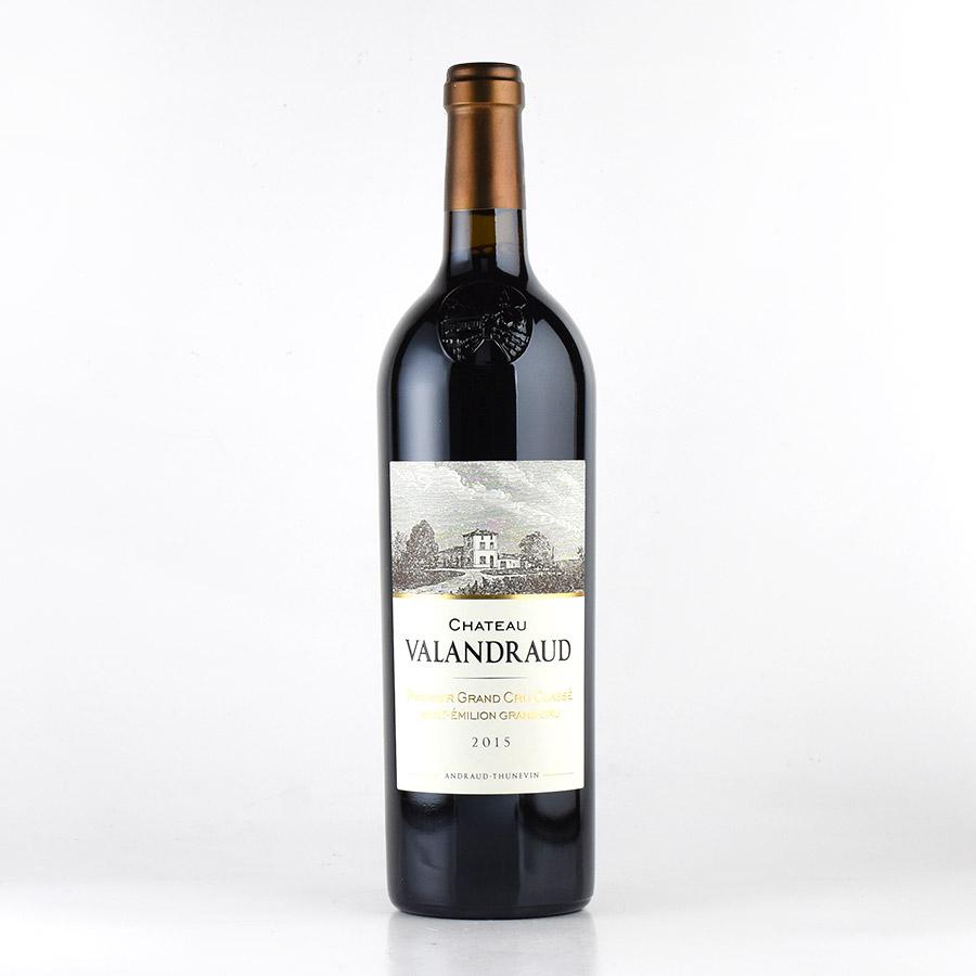 【新入荷★特別価格】[2015] シャトー・ヴァランドローフランス / ボルドー / 赤ワイン