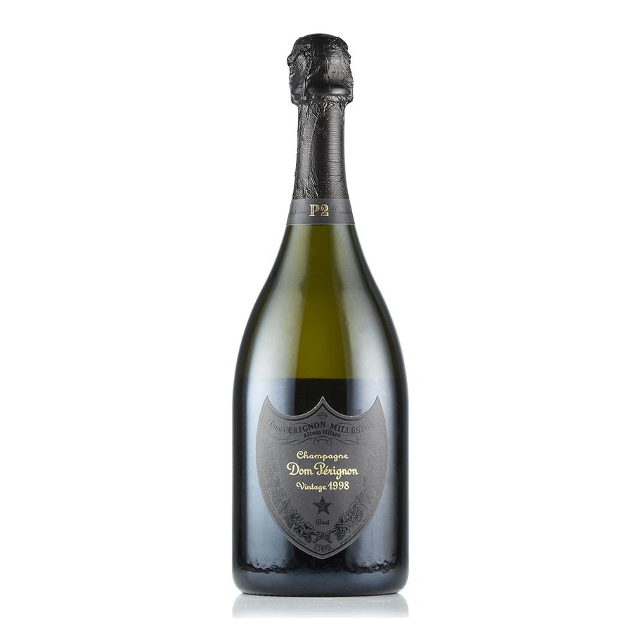 【新入荷★特別価格】[1998] ドン・ペリニヨンP2フランス / シャンパーニュ / 発泡系・シャンパン