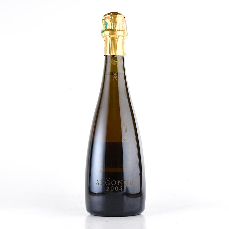 【新入荷★特別価格】[2004] アンリ・ジローアルゴンヌフランス / シャンパーニュ / 発泡系・シャンパン