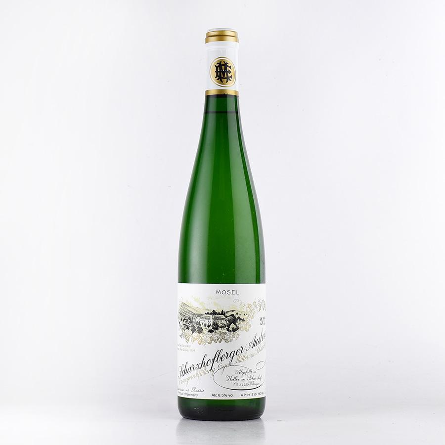 【新入荷★特別価格】[2011] エゴン・ミュラーシャルツホーフベルガー リースリング アウスレーゼドイツ / 白ワイン
