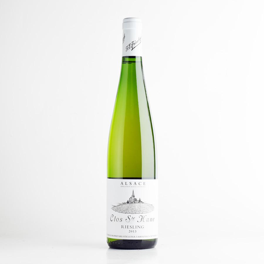 [2013] トリンバッククロ・サン・テュヌ リースリング 【正規品】フランス / アルザス / 白ワイン[のこり1本]