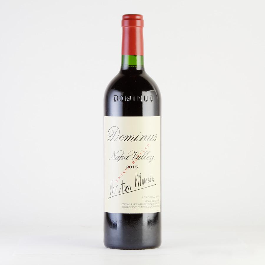 [2015] ドミナス【正規品】アメリカ / カリフォルニア / 赤ワイン