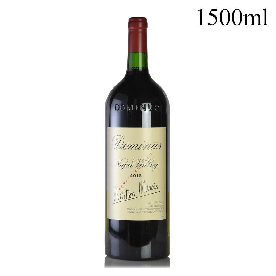 【新入荷★特別価格】[2015] ドミナス マグナム 1500ml【正規品】アメリカ / カリフォルニア / 赤ワイン