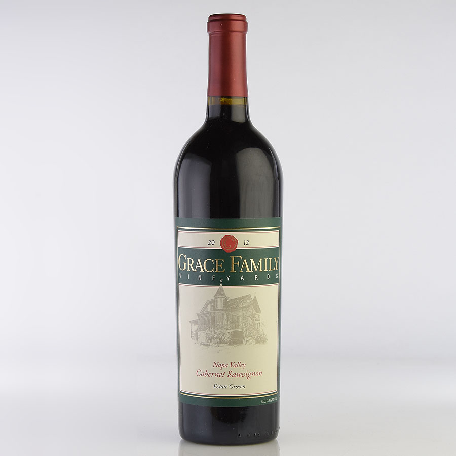 [2012] グレース・ファミリー カベルネ・ソーヴィニヨン 【正規品】アメリカ / カリフォルニア / 赤ワイン