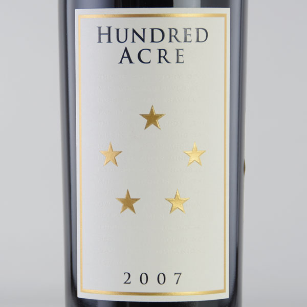 [2007] ハンドレッド・エーカー カイリー・モーガン・ヴィンヤード カベルネ・ソーヴィニヨンアメリカ / カリフォルニア / 赤ワイン