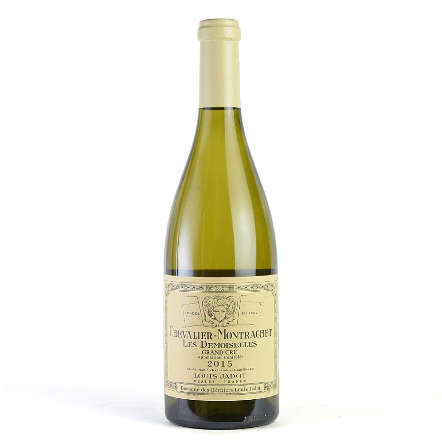 2015 ルイ・ジャド シュヴァリエ・モンラッシェ レ・ドゥモワゼルフランス / ブルゴーニュ / 白ワイン