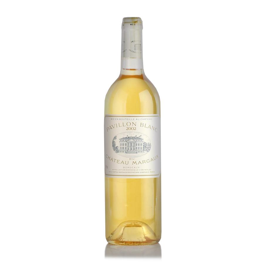 【新入荷★特別価格】[2002] パヴィヨン・ブラン・デュ・シャトー・マルゴーフランス / ボルドー / 白ワイン