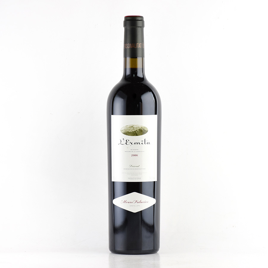 【ワインフェア】[2006] アルバロ・パラシオスレルミタスペイン / 赤ワイン