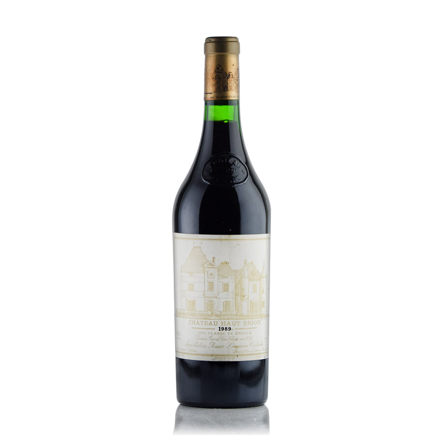 【新入荷★特別価格】[1989] シャトー・オー・ブリオンフランス / ボルドー / 赤ワイン