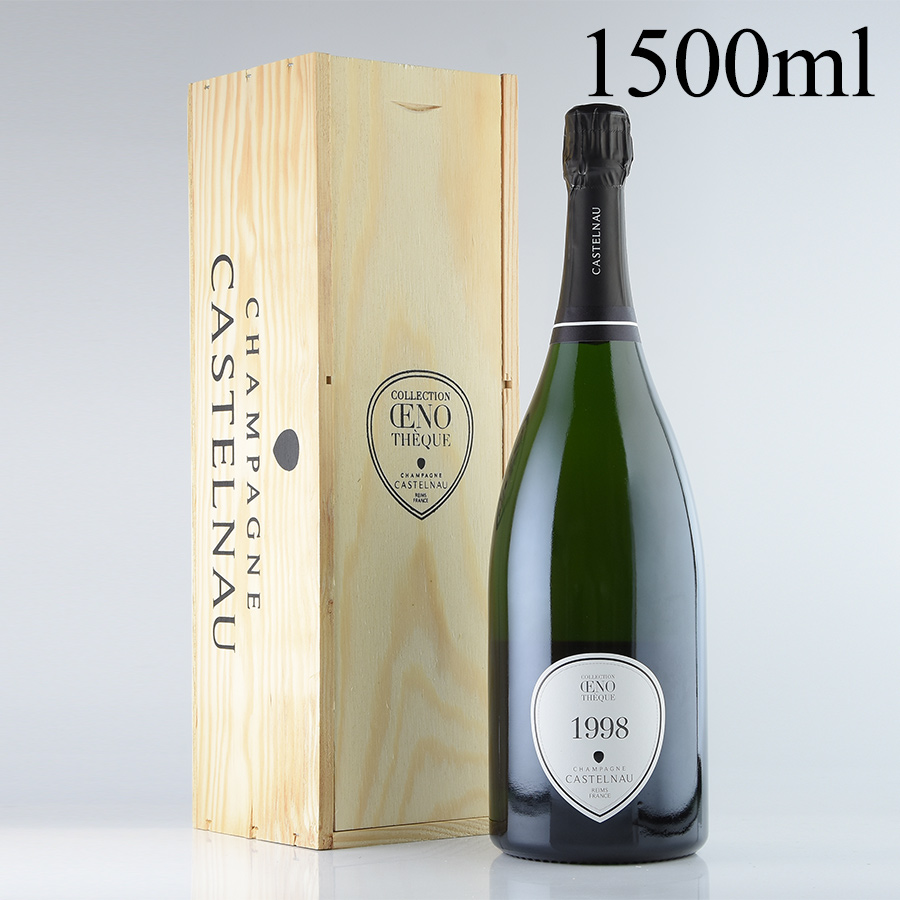 [1998] カステルノーコレクション・エノテーク マグナム 1500mlフランス / シャンパーニュ / 発泡系・シャンパン